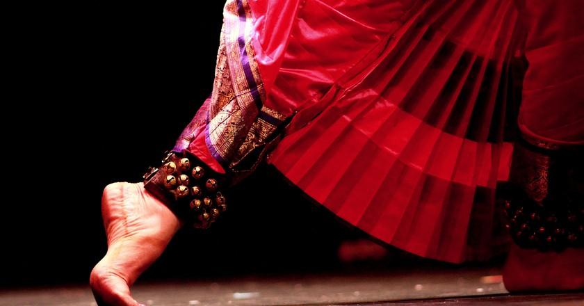 Indian dance| ©Pabak Sarkar|Flickr