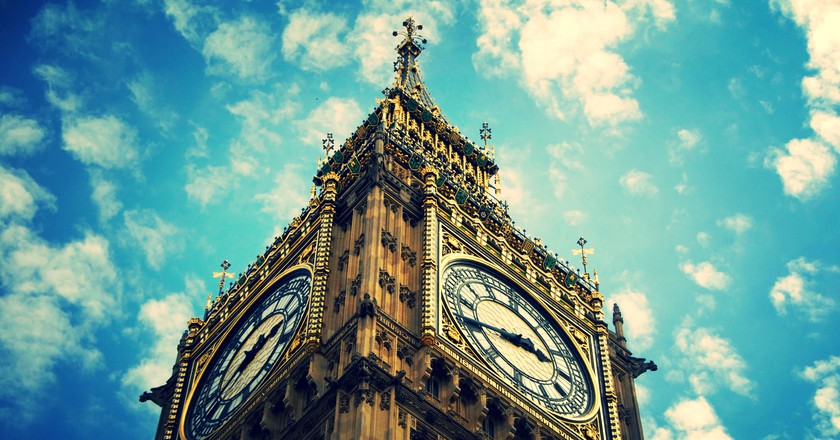Big Ben, London| ©Rupinder Virdi/Flickr