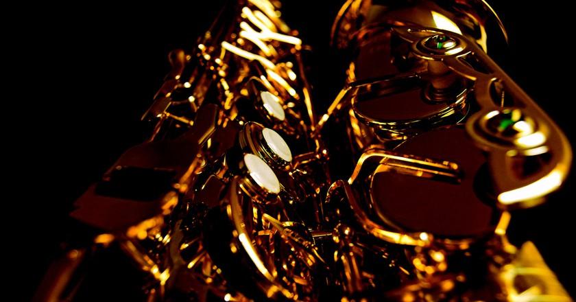 Jazz Saxaphone | © Sachitha Obeysekara/Flickr