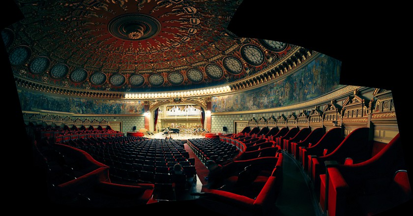 Bucharest - Romanian Athenaeum | © fusion-of-horizons/Flickr