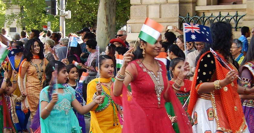 Girls and women from India | © Michael Coghlan/Flickr