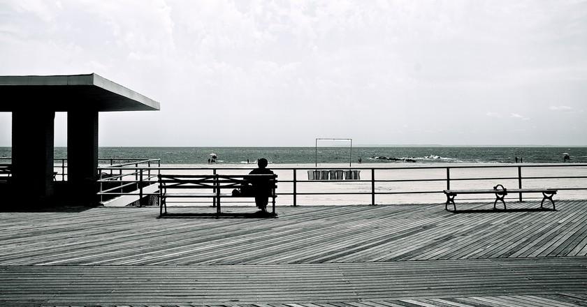 Brighton Beach - New York | © Sandrine Vivès-Rotger/Flickr