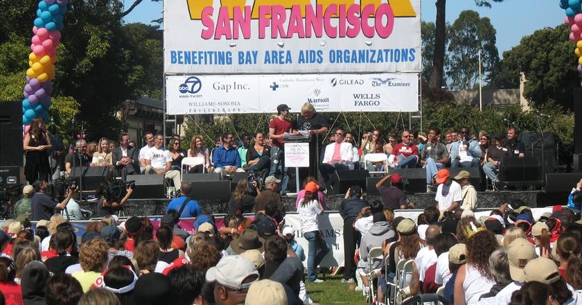 SF AIDS Walk | © Jere Keys/Flickr