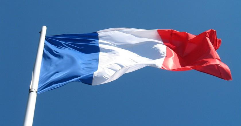 French flag   © francois schnell/Flickr