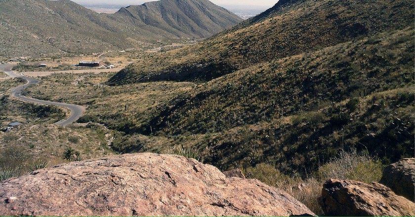 El Paso Mountains   © Jay/Flickr