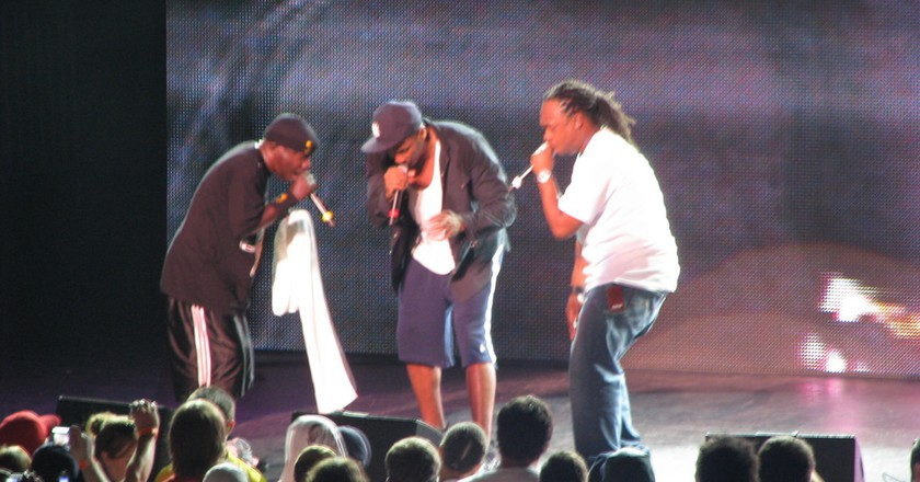 Charice L. | © A Tribe Called Quest at Rock the Bells #14/Flickr