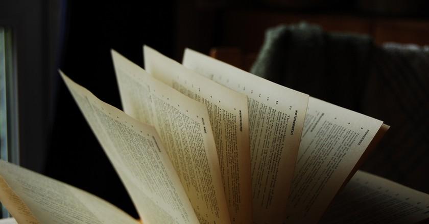 Book   © Sam/Flickr