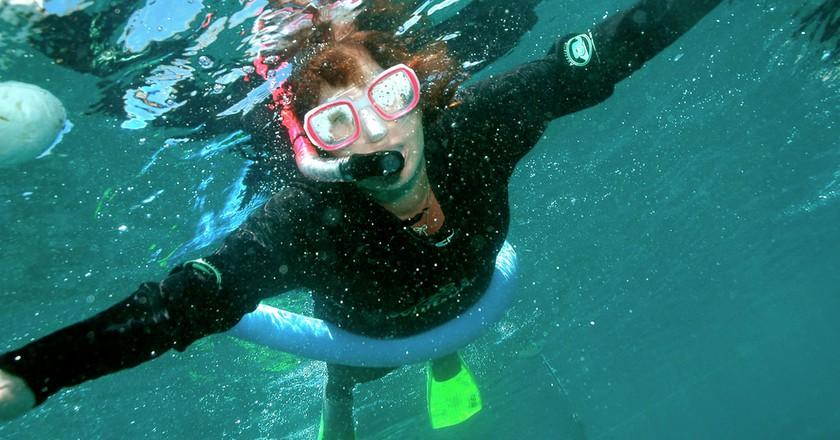 Barcelona Launches Open-Sea Swimming Lanes