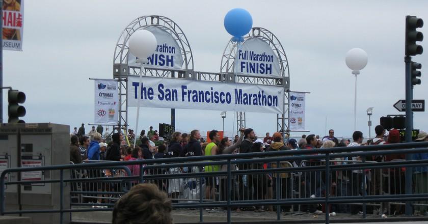 SF Marathon | © Jan Arne Petersen/Flickr