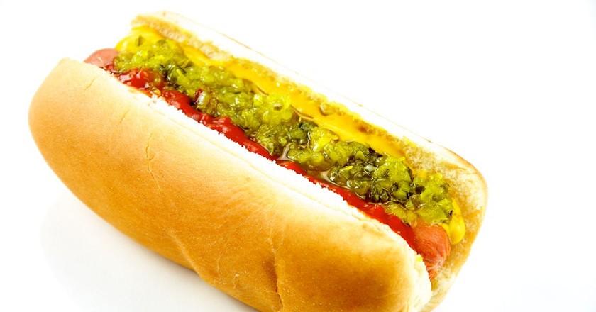 Hot Dog | © TheCulinaryGeek/Flickr