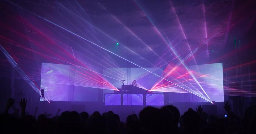 Aphex Twin ilosaarirock 2011 | © Ville Hyvönen/Flickr