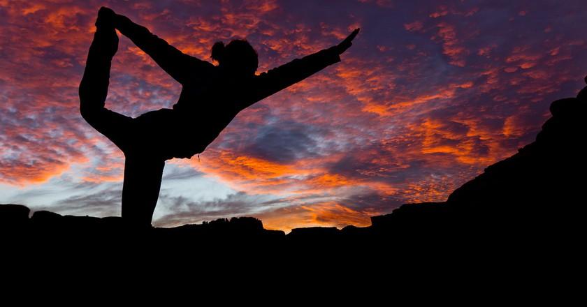 Flow Yoga After Dark Silent Disco