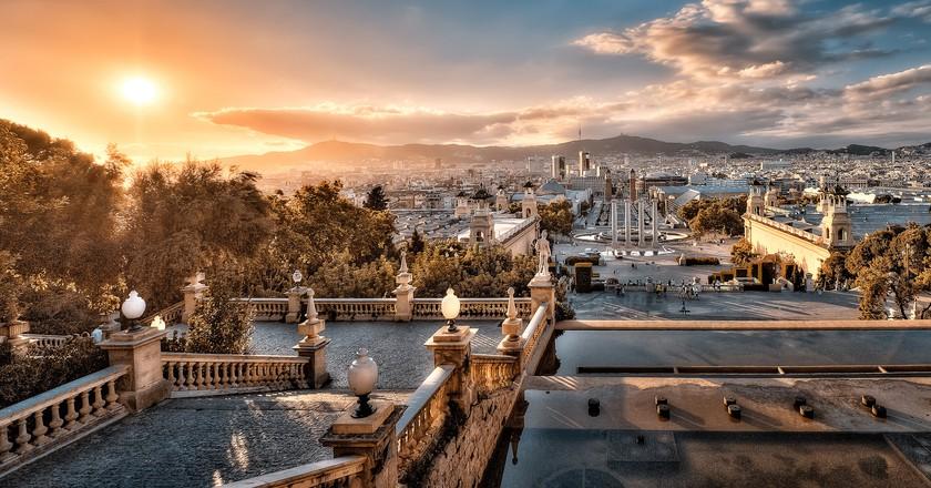 Plaza de Espana © Tom Walk