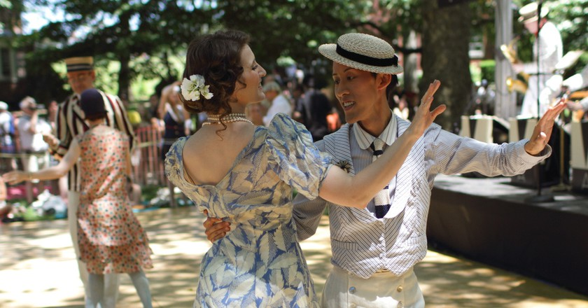 Jazz Age Lawn Party | © Paul Stein/Flickr