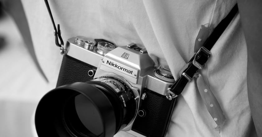 Video Camera | © Thomas Leuthard/Flickr