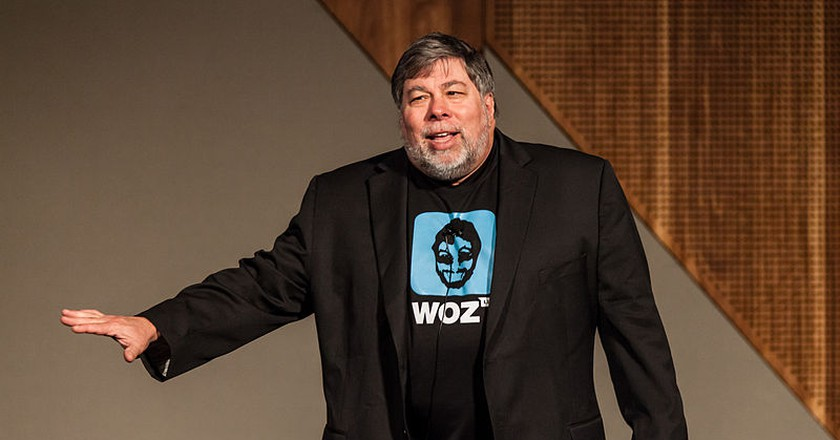 An Evening With Steve Wozniak At Margaret Court