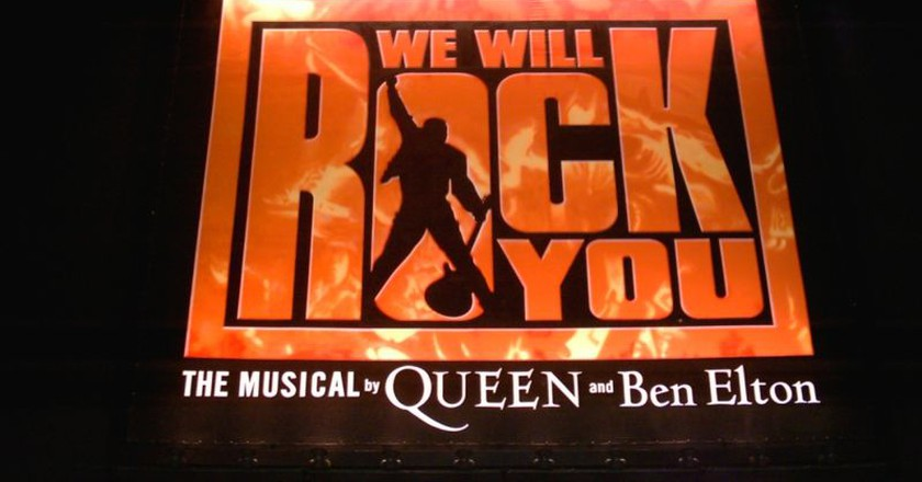 We Will Rock You Is Rocking Into Melbourne