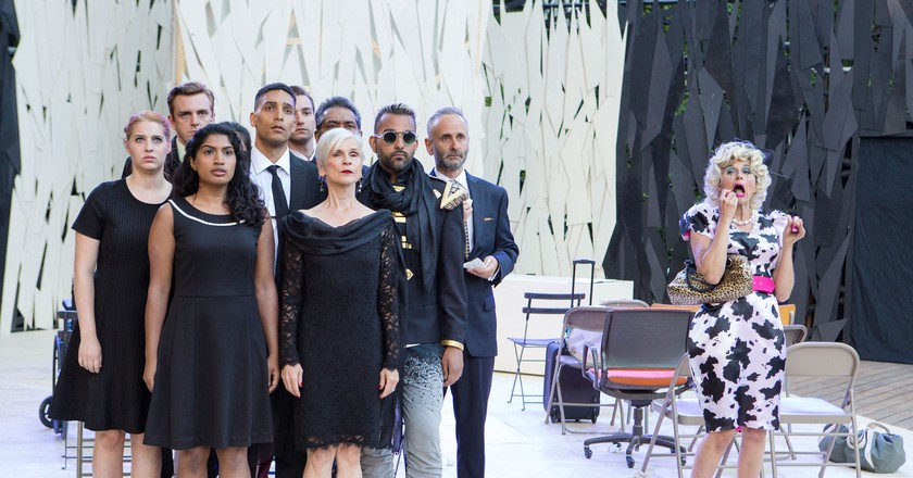 Ensemble - All's Well That Ends Well - Photo by Cylla von Tiedemann | Courtesy of Shakespeare in High Park