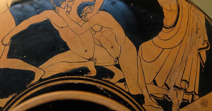 Ancient Greek Vase