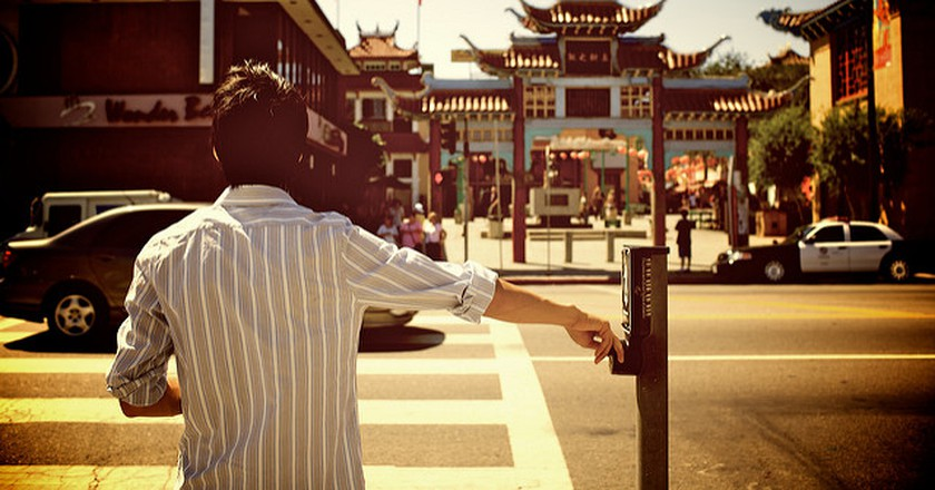 Chinatown © Mark Sebastian/Flickr