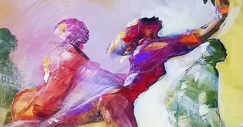 Dancers | Courtesy of Creative Framing & Art Gallery