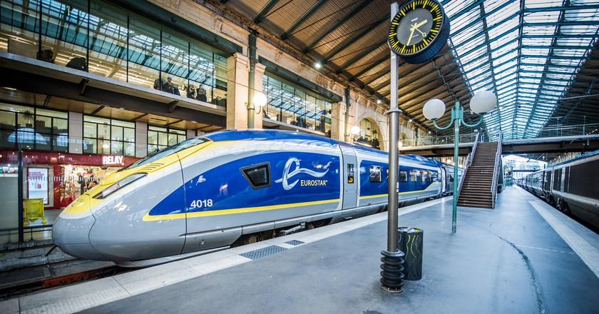 Eurostar's new e320 train | © Eurostar