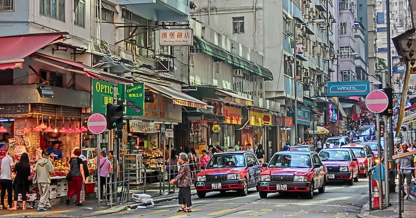 Sai Ying Pun   © Chengwangluong/WikiCommons
