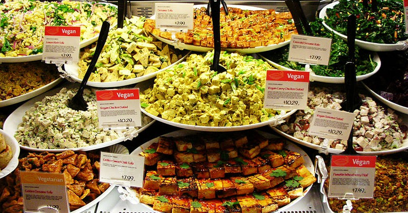 Vegetarian & Vegan Food Truck Event In Melbourne