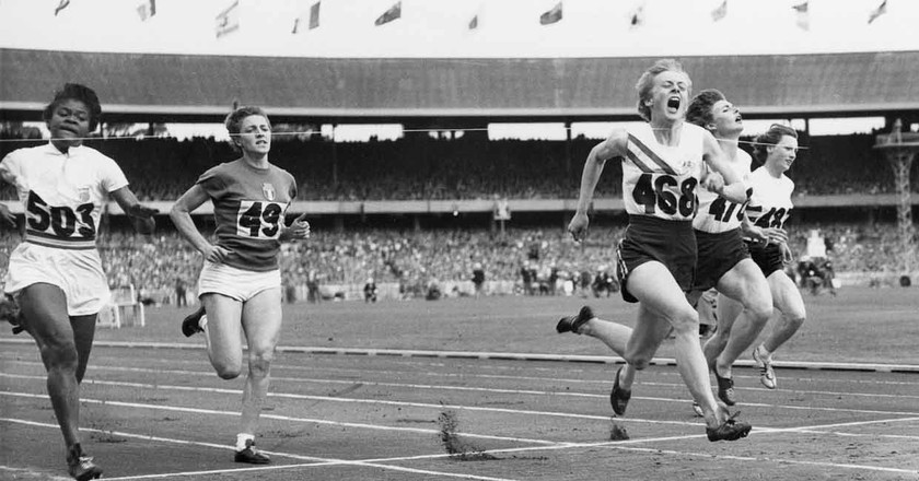 A Brief History Of The Melbourne 1956 Olympic Games