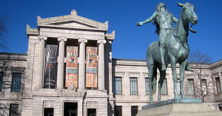 A Brief History Of The Museum Of Fine Arts, Boston