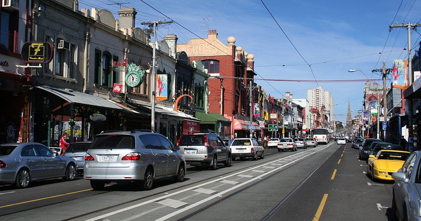 Brunswick Street, Fitzroy, Victoria, Australia   © Mat Connolley/WikiCommons