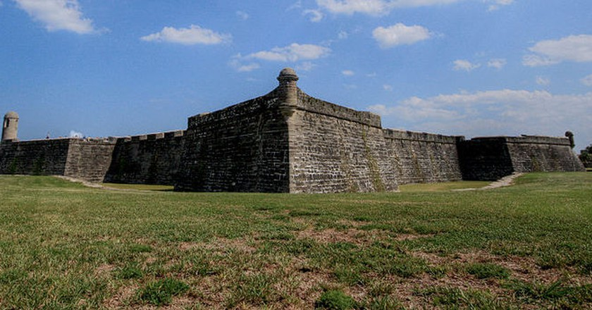 Castillo de San Marcos   © Jonathanhermes/WikiCommons