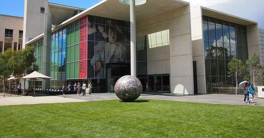 National Gallery of Australia | © Nick-D/WikiCommons