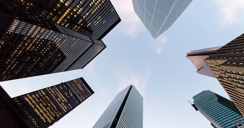 Financial District Toronto | © Tyler. Chris Tyler/WikiCommons