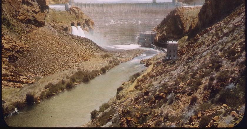 Salt River Project, Roosevelt Dam , Arizona  © Public Domain/WikiCommons