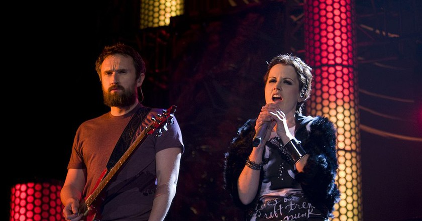 The Cranberries playing live in Barcelona | © Alterna2 /WikiCommons