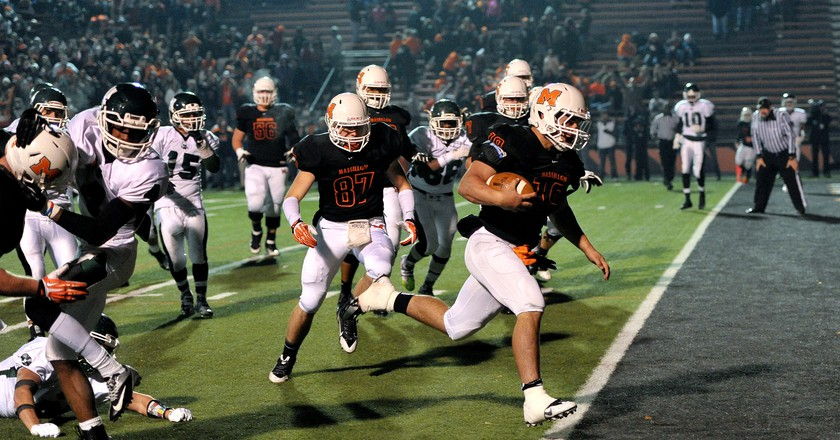 Massillon Washington High School in Ohio ranks fourth in the nation in all-time wins | © Flickr