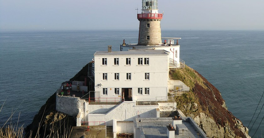 The Baily Lighthouse, Howth Head | © YvonneM/WikiCommons