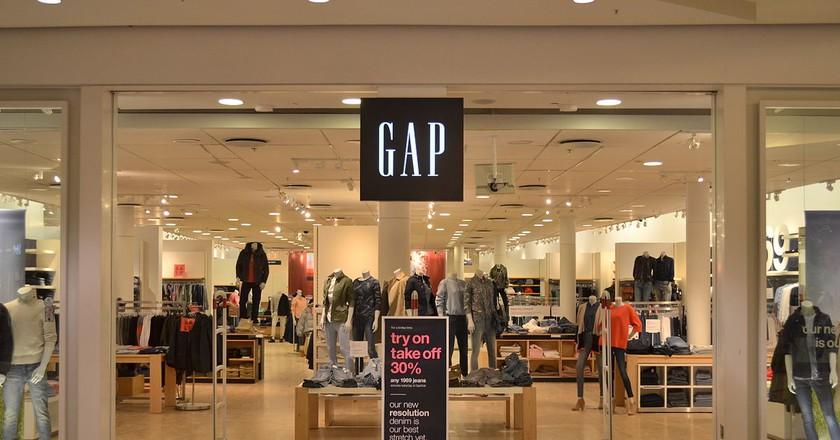 Gap | © Raysonho/Wikicommons