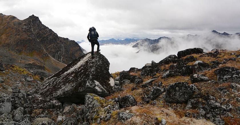 Hiking © Paxson Woelber/Wikipedia