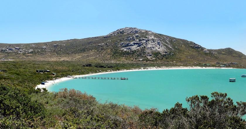 Kraalbaai located on the Langebaan Lagoon, Western Cape © Werner Bayer/Flickr