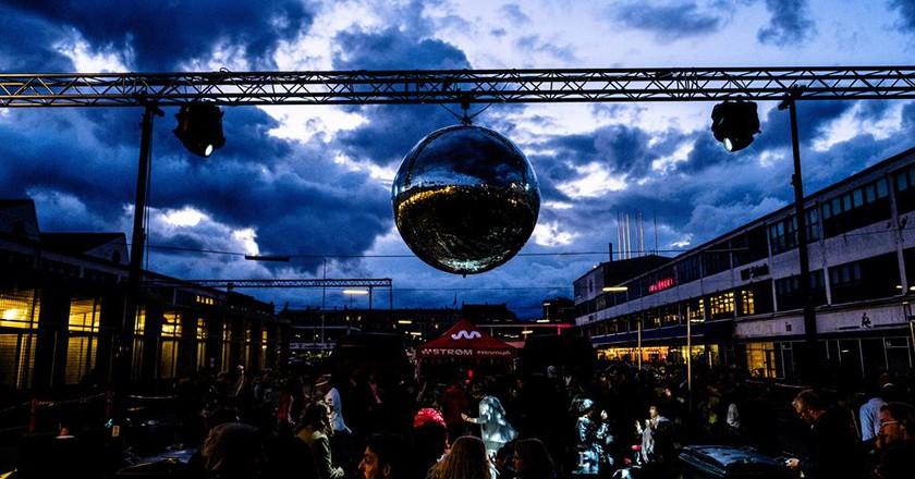 Strøm roller skate disco   Courtesy of Flemming Bo Jensen
