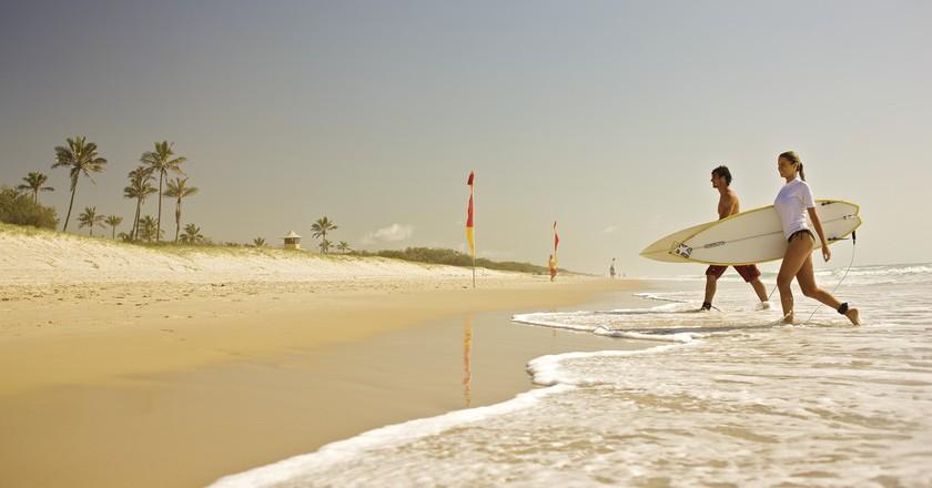 Gold Coast, Queensland | Courtesy of Tourism Australia/© Jamie MacFadyen