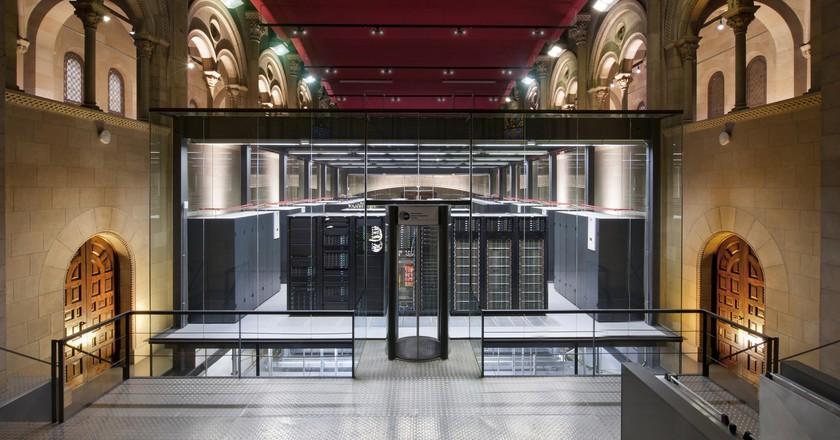 Courtesy of Barcelona Supercomputing Center - National Supercomputing Center (BSC-CNS)