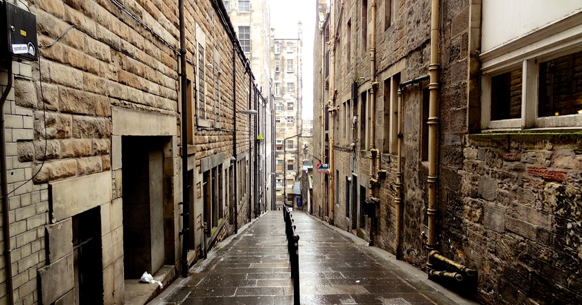 Edinburgh Close | © Werner Bayer/Flickr
