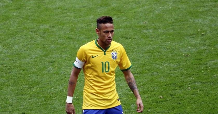 Neymar |© Flickr/DSanchez17