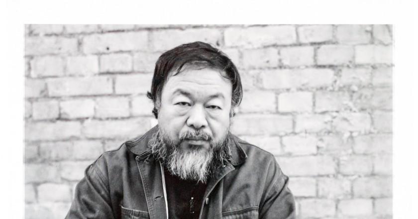 Ai Weiwei | ©Alfred Weidinger/Flickr
