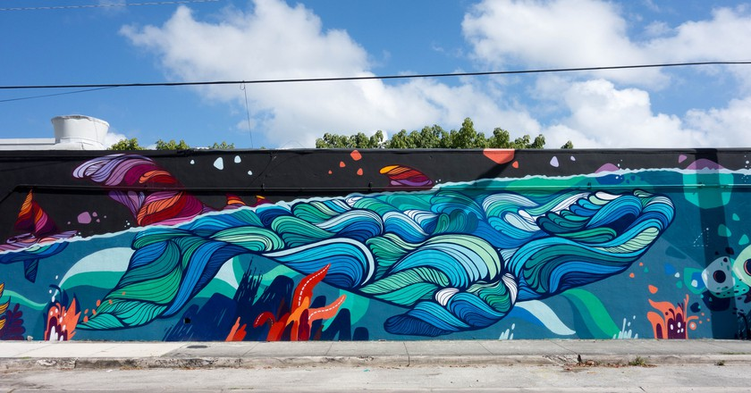 A Tour Of Miami\'s Most Powerful Street Art