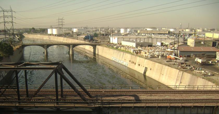 LA River ©Rod Ramsey