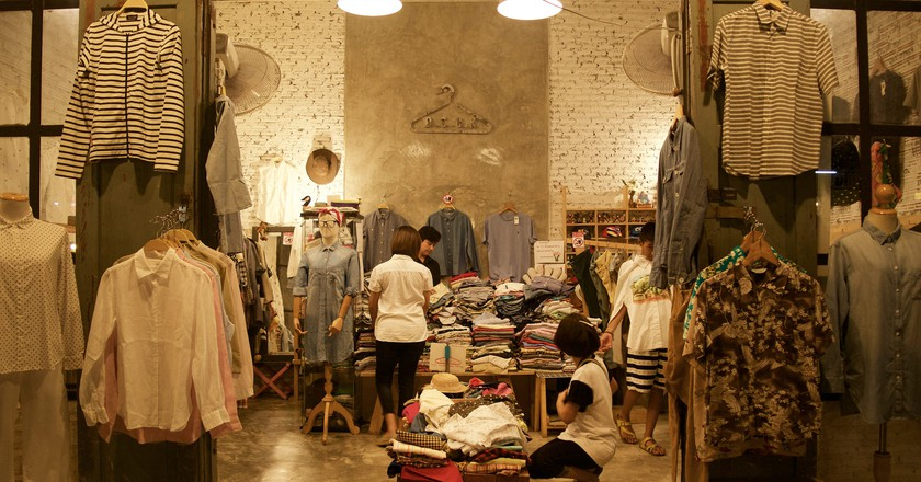 Where To Shop For Mens Wear In Bangkok